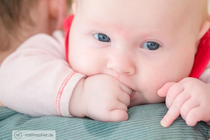 auf den zweiten Blick - Babyfotografie Matthias Friel
