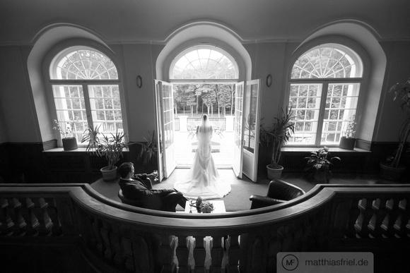Hochzeit: Judith & Tim auf Schloss Hasenwinkel