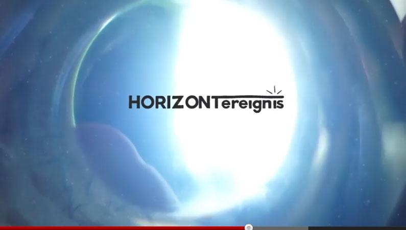 horizontereignis