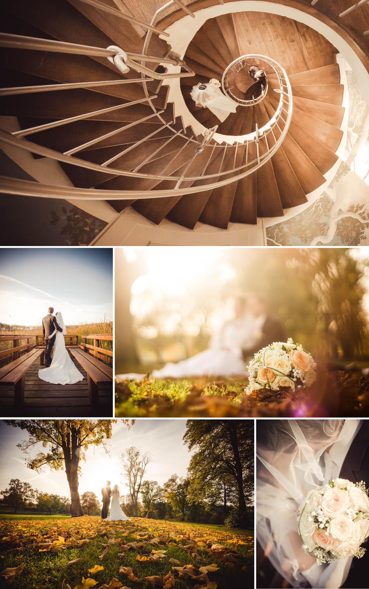Hochzeitsfotografie Matthias Friel - 2012 - Herbsttraumhochzeit