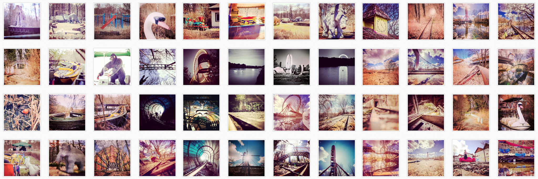 Spreepark Plänterwald Berlin Instagram lostplace