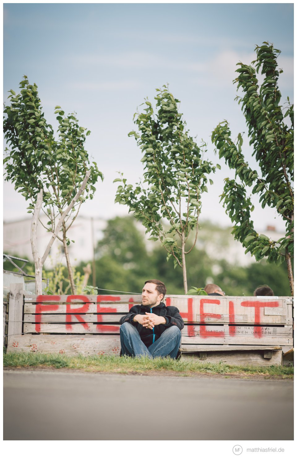 Portrait Shooting Berlin Tempelhofer Feld  & Kreuzberg