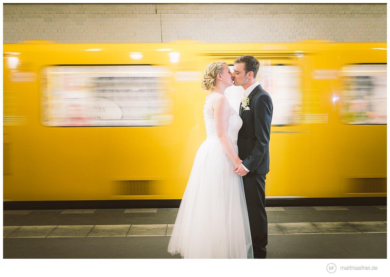 Hochzeitsfotograf Berlin im Märkischen Museum