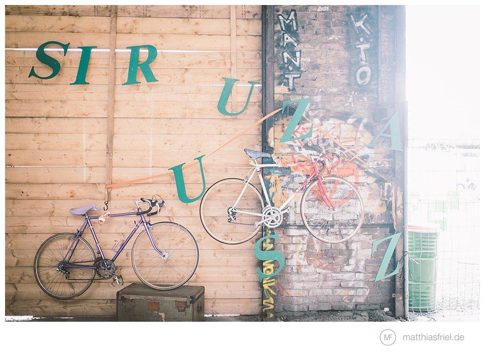 Urban Berlin – Spaziergang über das RAW Gelände an einem freien Sonntag