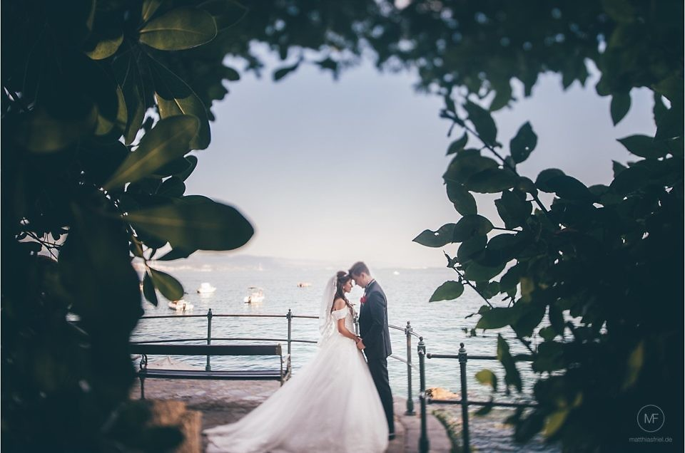 Destination Wedding in Kroatien im Hotel Kvarner Opatija